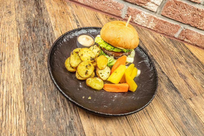 10_portobello burger Spojka Karlín