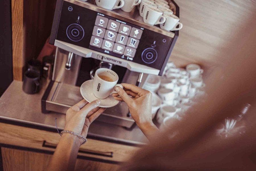 Jak je to s tím kávovarem?