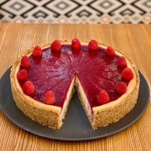 raw veganský dort spojka karlín