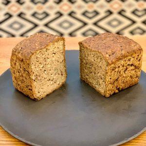 pohankový chléb Spojka Karlín