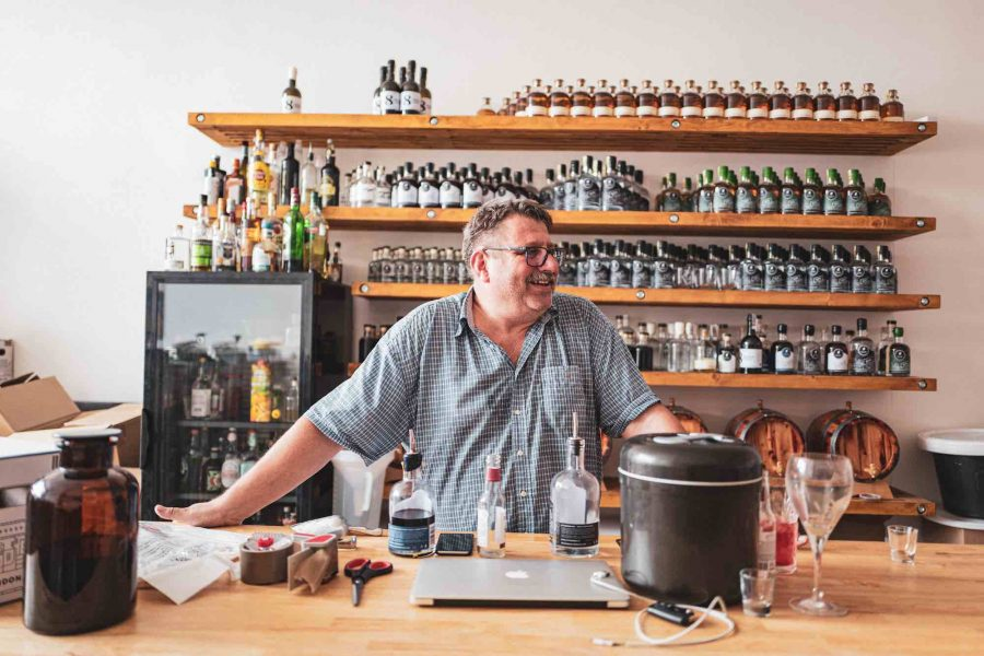 Partnerství s Little Urban Distillery