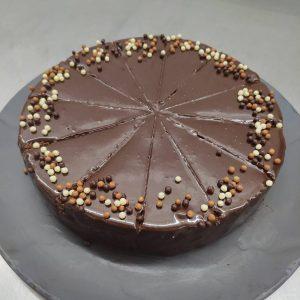 Čokoládový cheesecake s chilli