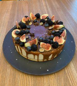 cheesecake z bílé čokolády