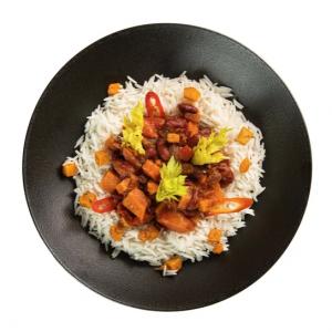 dýňové chilli sin carne