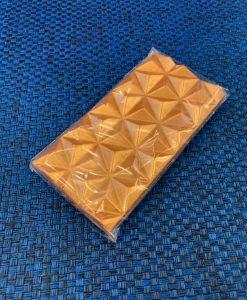 karamelová čokoláda